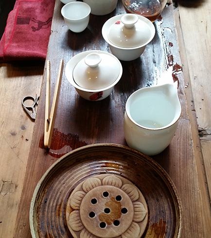 TEASANE, L'EMPIRE DU THÉ, Katrin Rougeventre, thé, thé des roches, Yancha, wuyishan, xiamei, thés de