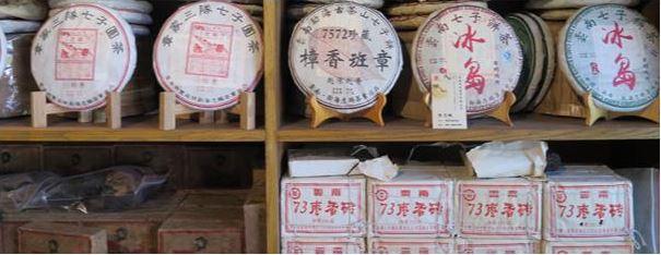GUIDE DES THÉS DE CHINE,TEASANE, Katrin Rougeventre, L'EMPIRE DU THÉ, PUER, YUNNAN, TEA MARKETS, TEA EXPERT, TEA SOURCING, THÉS DE CHINE