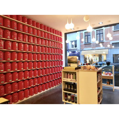 Unami, Katrin Rougeventre, Teasane, L'Empire du thé, Thés de Chine, Guide des thés de Chine, comptoir thés, vente de Thés, Maison de thé